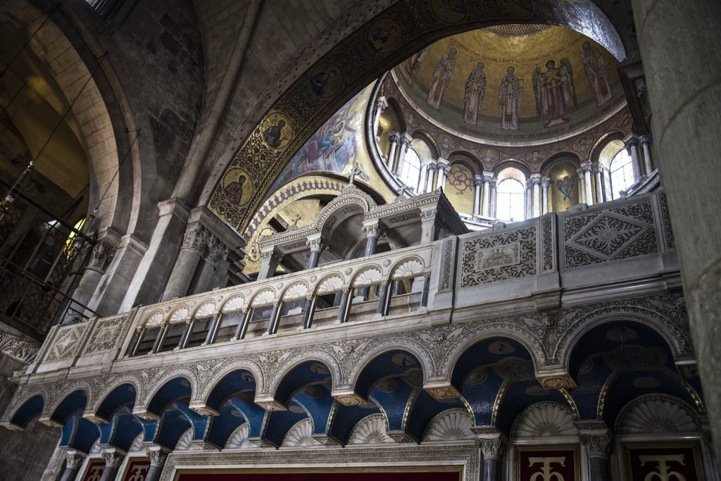 Church of the Holy Sepulchre 19
