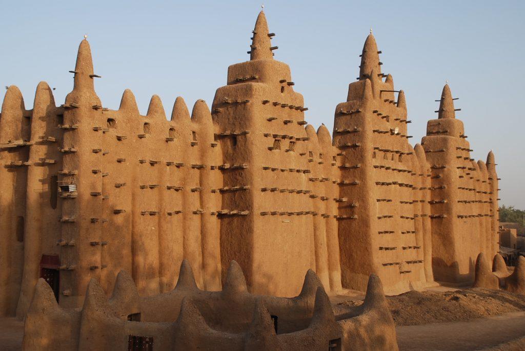 Djenne Mosque 4