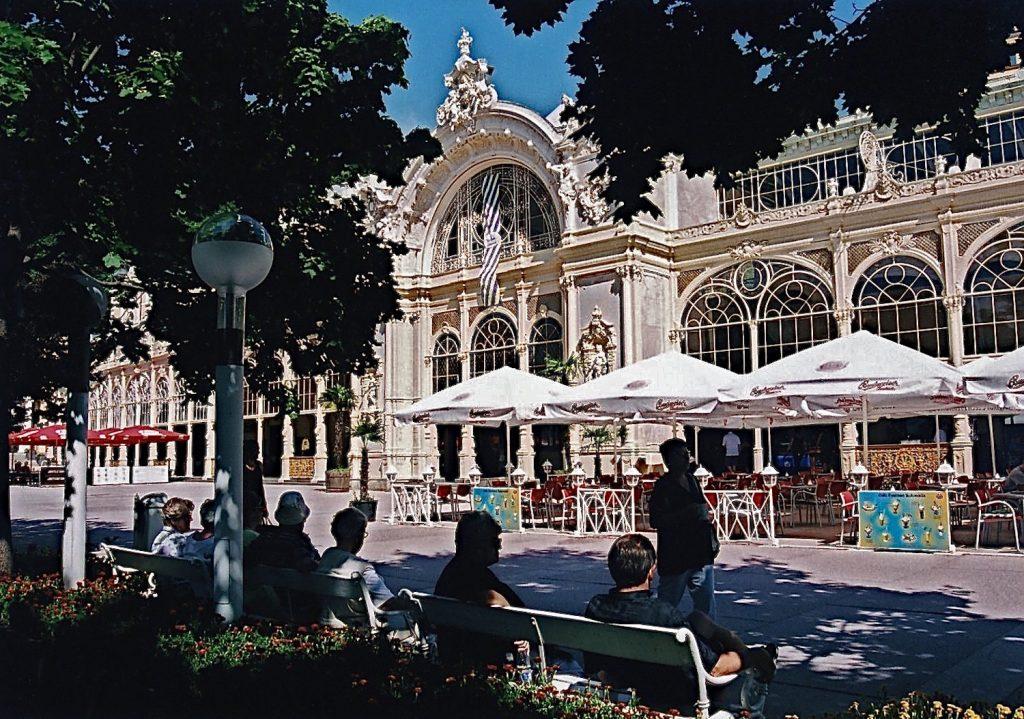 Karlovy Vary aka Carlsbad