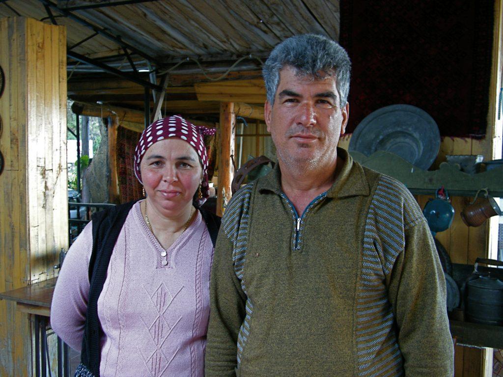Nezla & Bayran of Gul Pansiyon