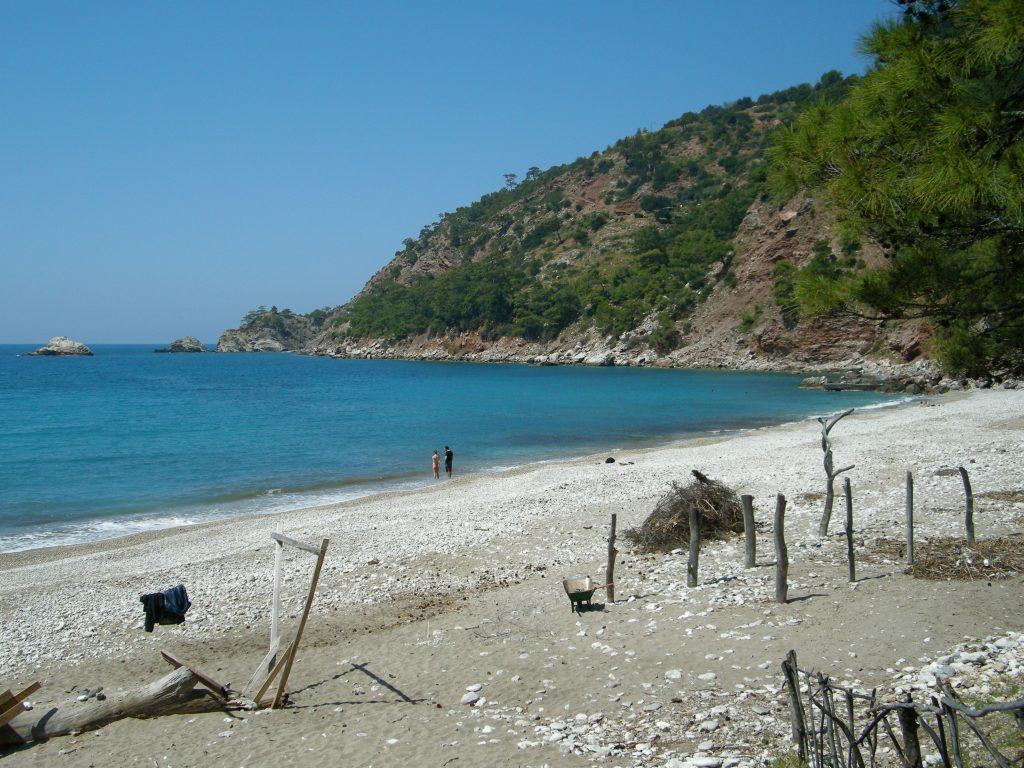 Kybak Beach