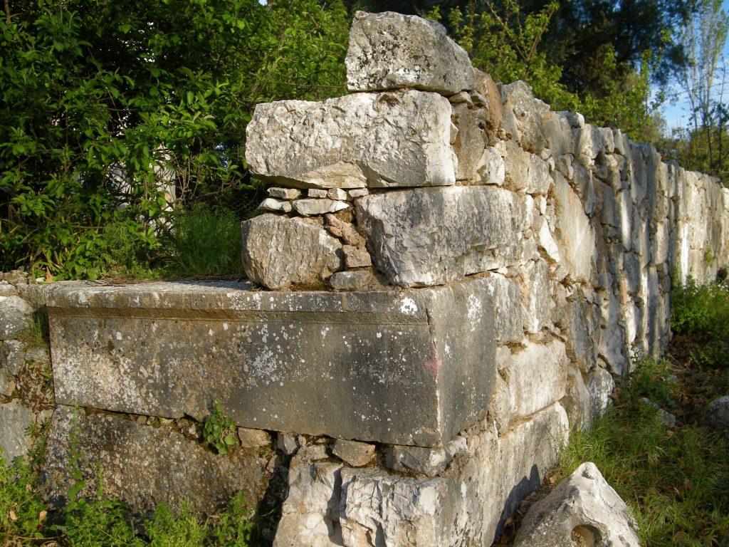 Reuse of Antique Stones