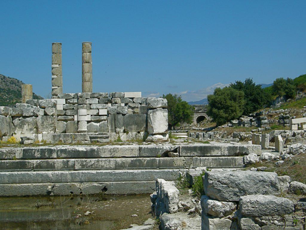 Ruins of Letoon