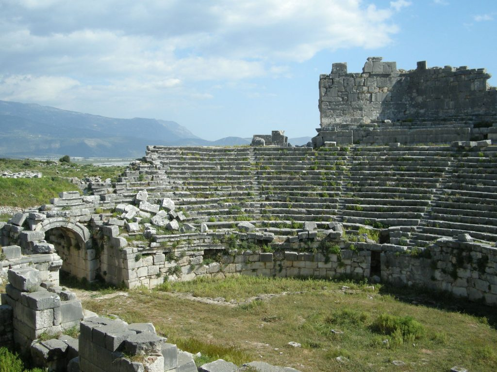 Xanthos Theater