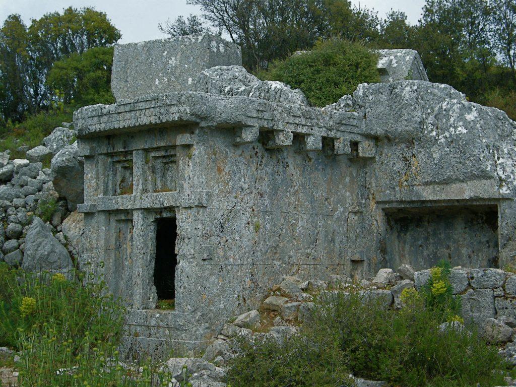 Phellos-House Tombs