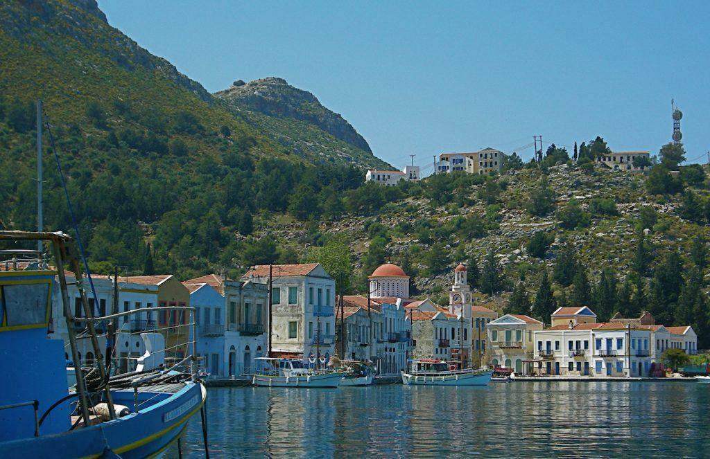 Greece: Island of Castellorizo/Meis