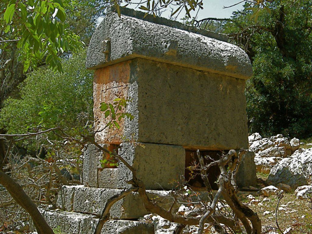 Aperlae Ruins