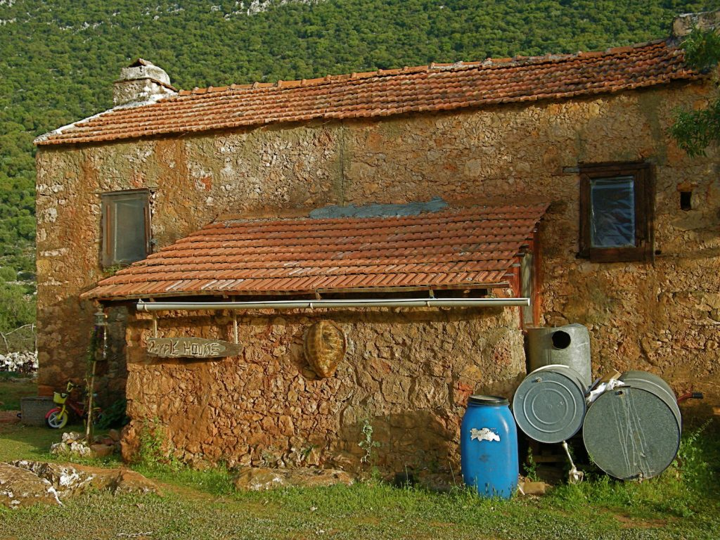 Rıza's Great-Grandfather's House