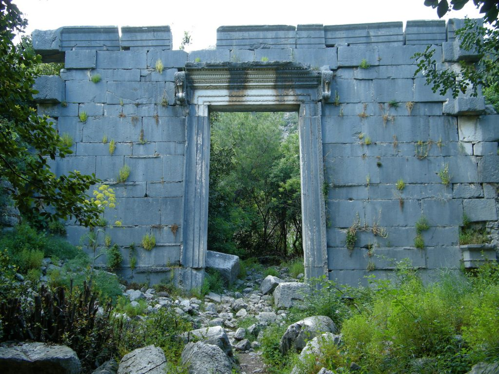 Walking the Lycian Way – Eric\'s Going Places