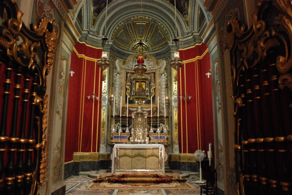 Mdina Cathedral-Chapel
