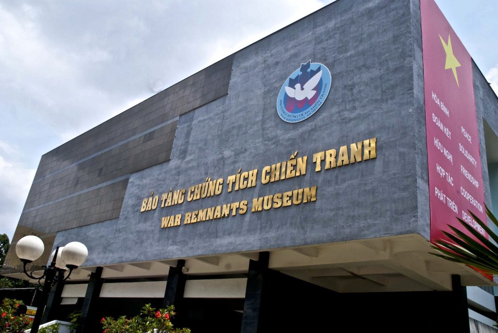 Saigon -- War Remnant's Museum
