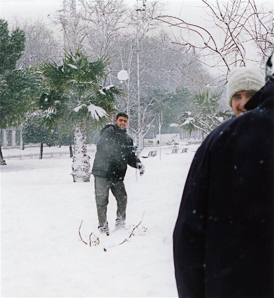 Sultanahmet-Snow 2