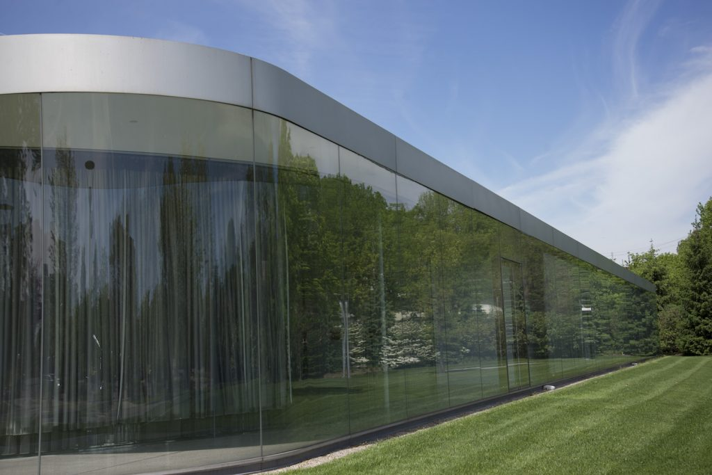 The Glass Pavilion