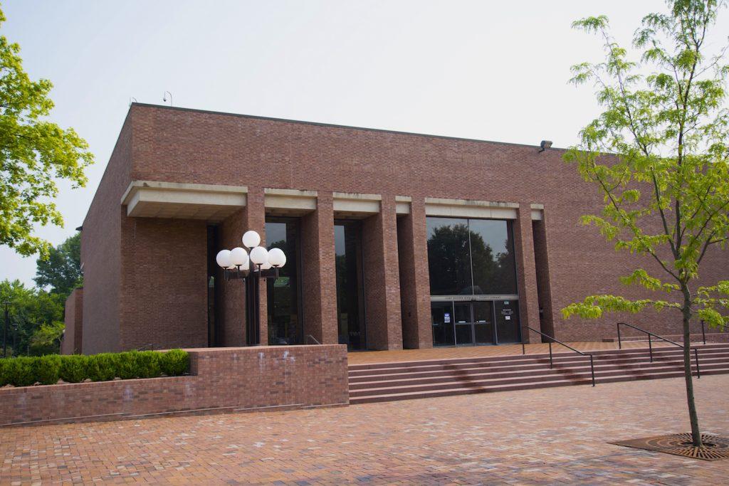 I.M. Pei Designed Library
