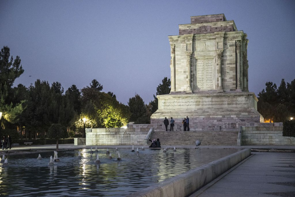 Ferdowsiis Tomb