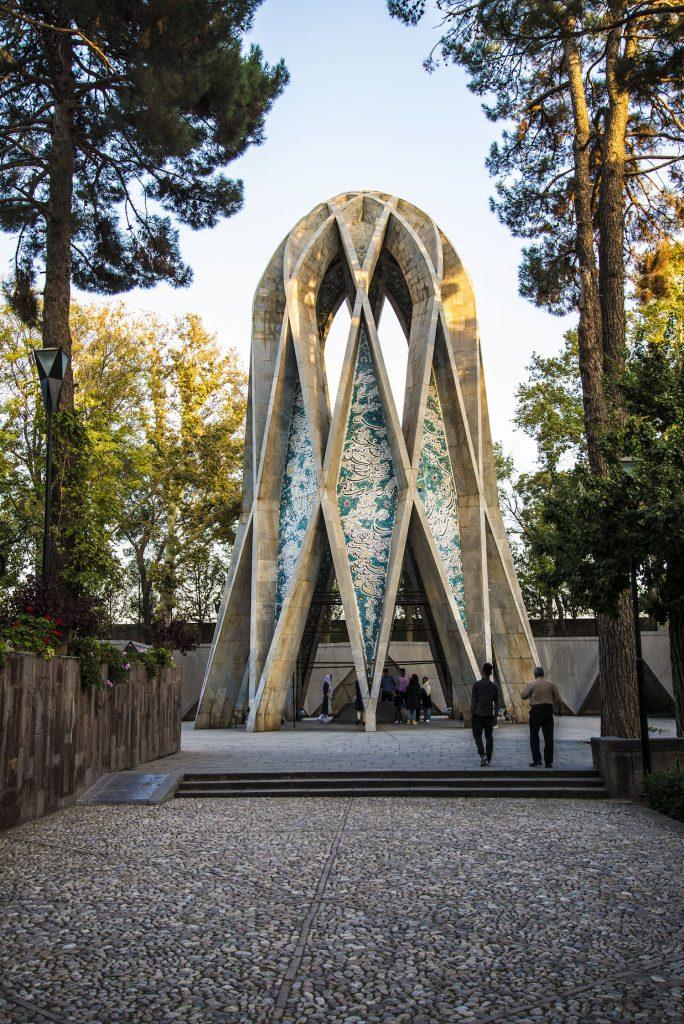 Tomb of Omar Khayyám
