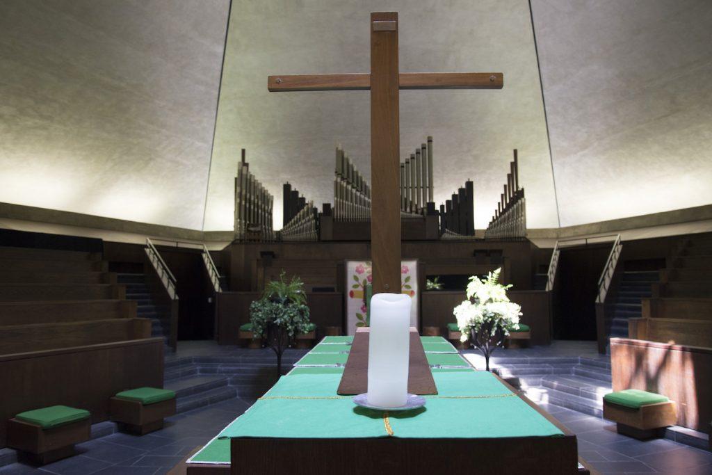North Christian Church by Eero Saarenin