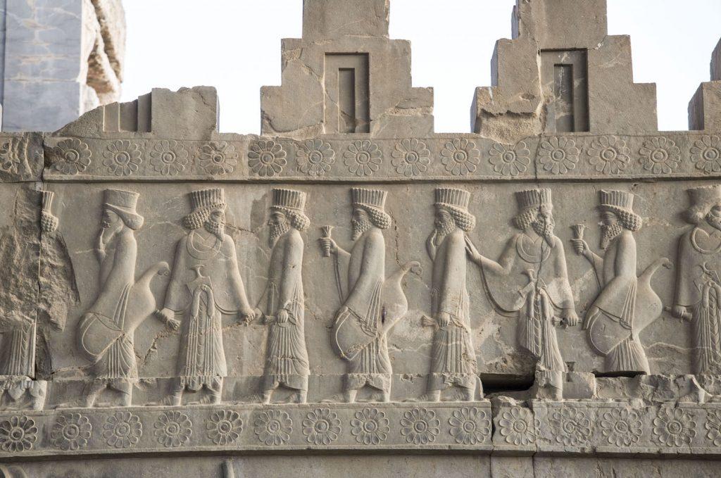 Persepolis Reliefs