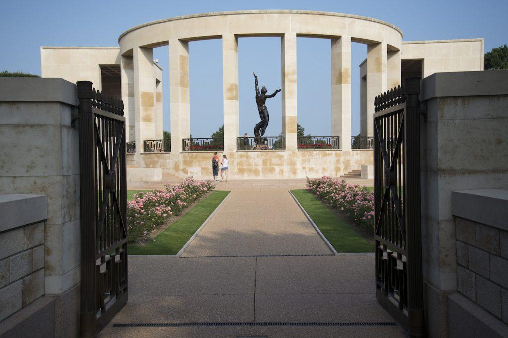American Cemetery Memorial