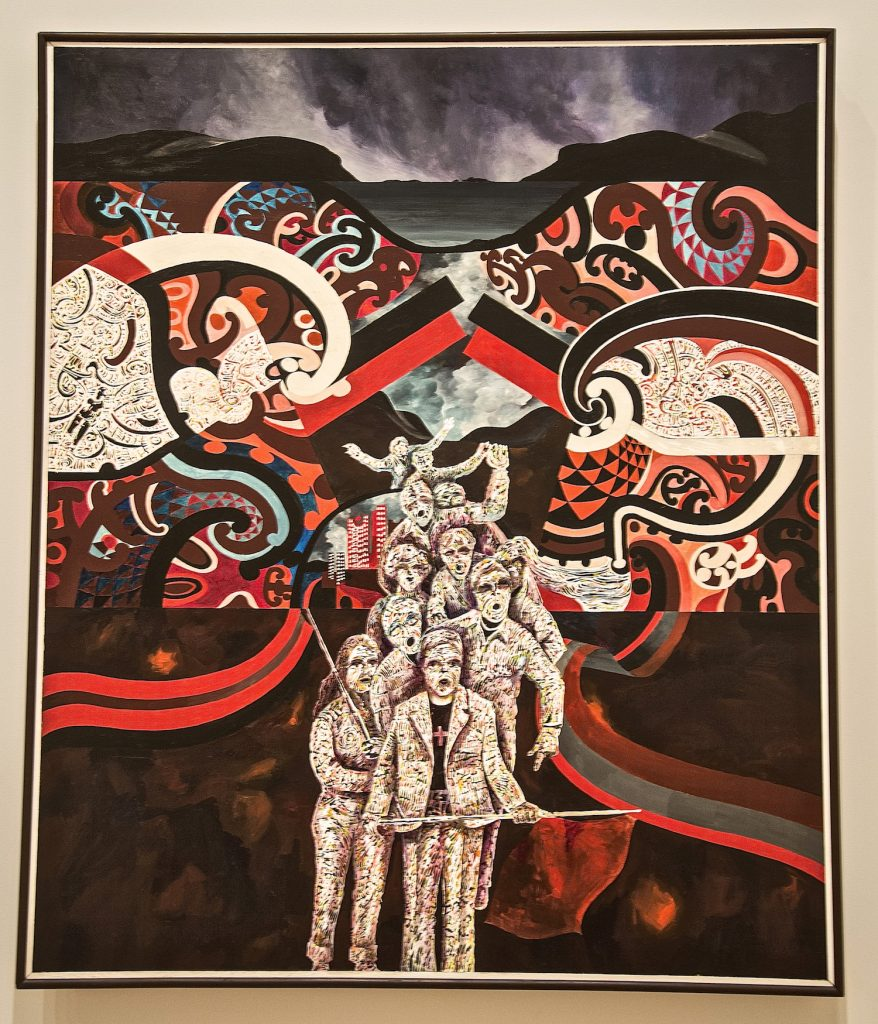 """""""This Land Is Ours"""" Buck Nin (1942-1996)"""