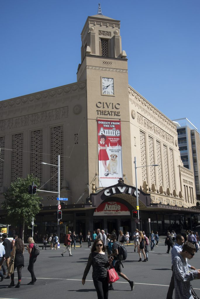 Auckland's Civic Theater