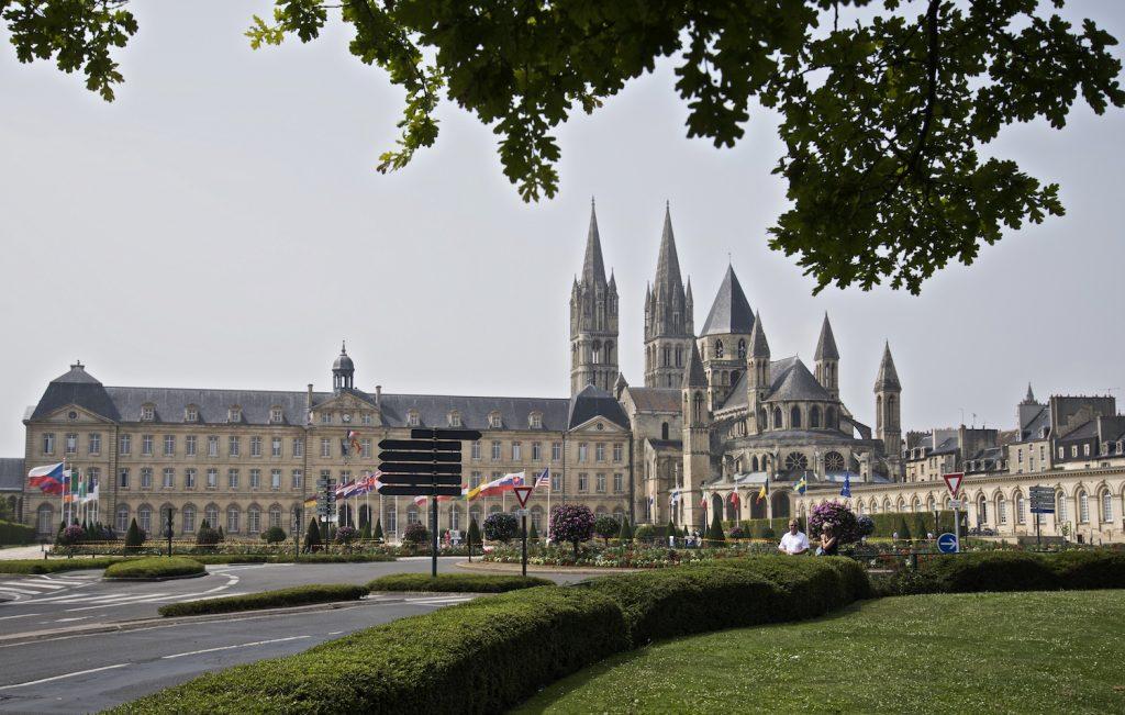 Caen- Abbaye aux Hommes
