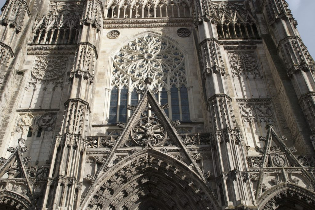 Tours - St Gatien Cathedral