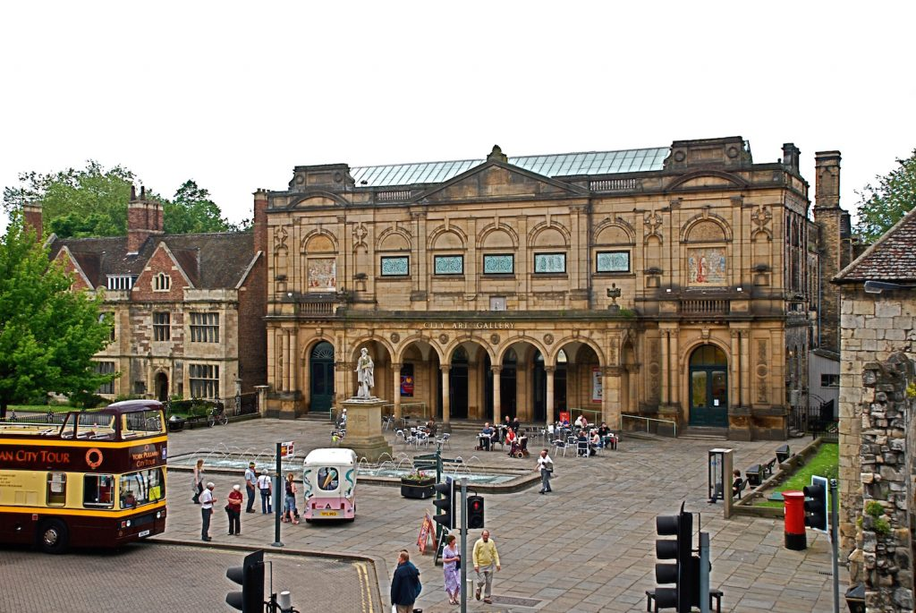 Leeds' City Art Gallery