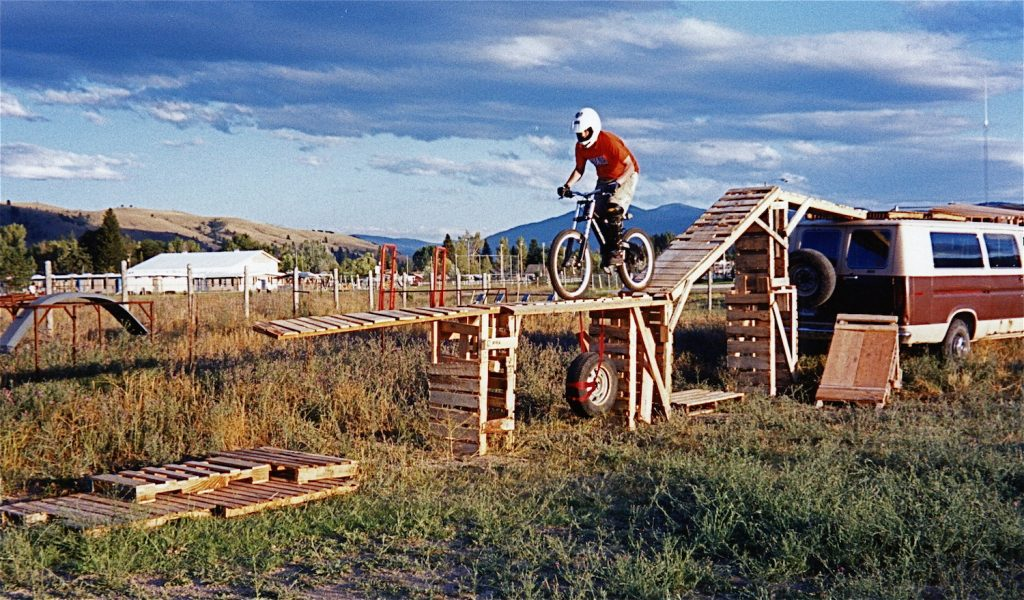 Darby Bike Jump