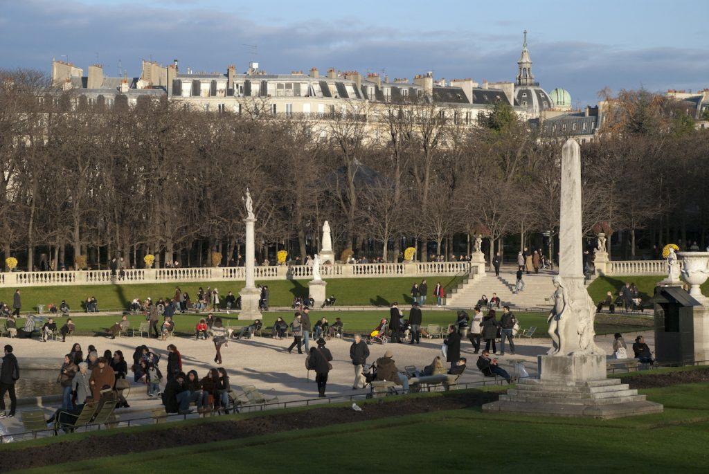 Jardin du Luxumbourg