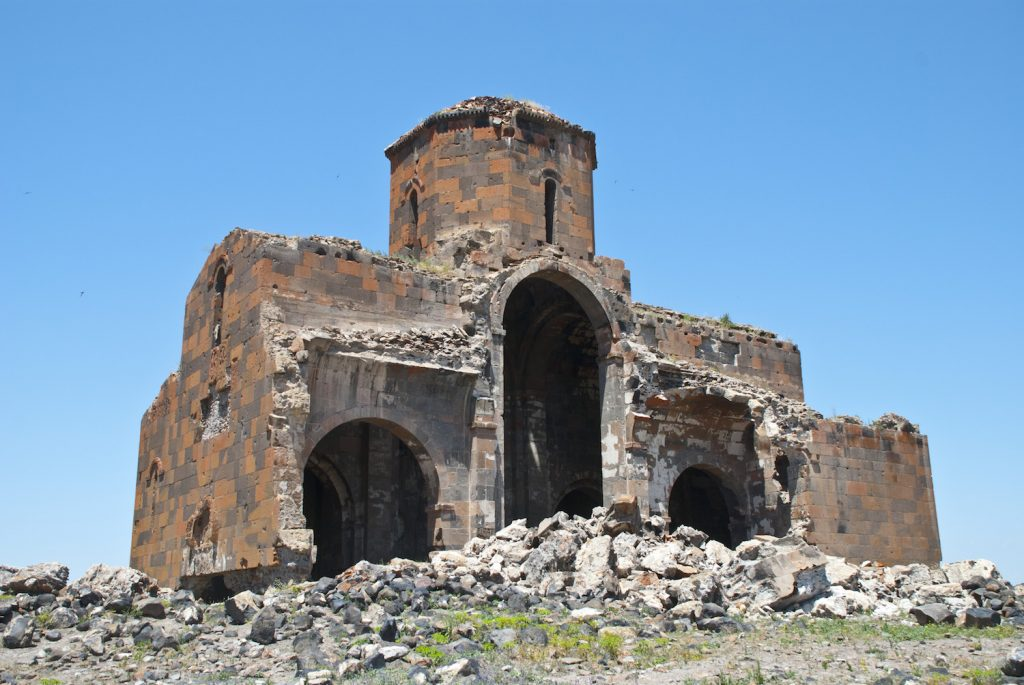Karabağ Mren Church