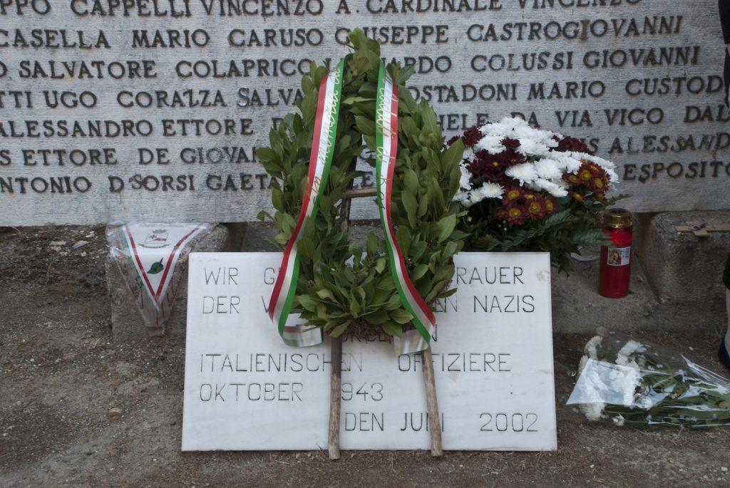 Italian Officers' Memorial