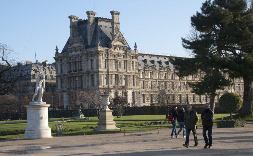 Wintertime 2011 in Paris & Tours