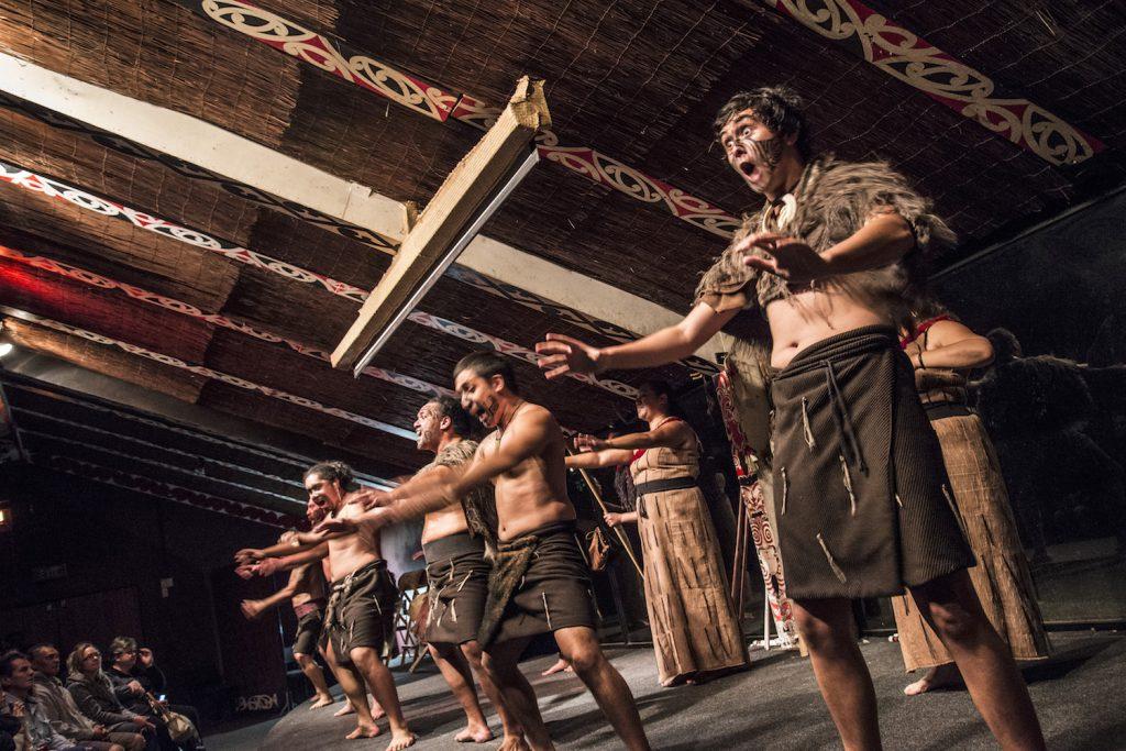 Tamika Maori Village