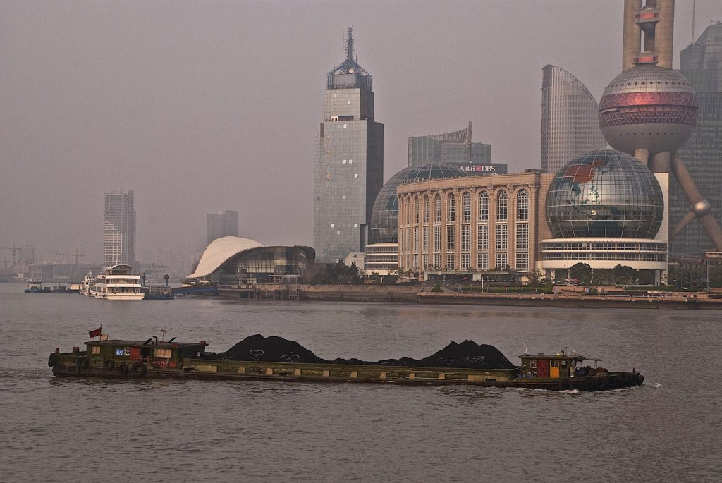 Shanghai's New City