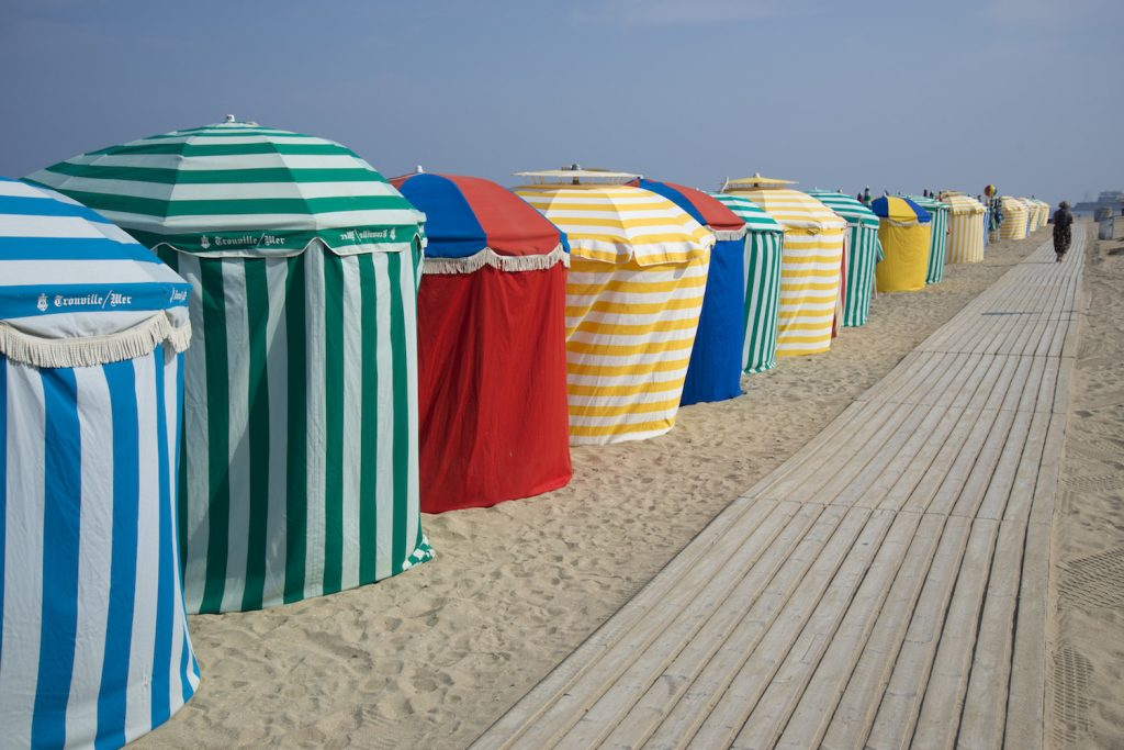 Trouville - Beach Tents