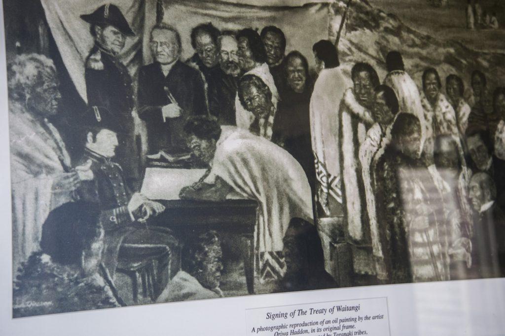 Waitangi Treaty