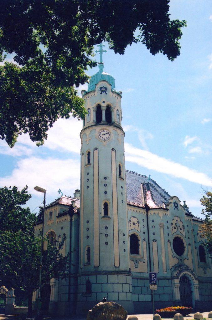 St Elizabeth's in Bratislava