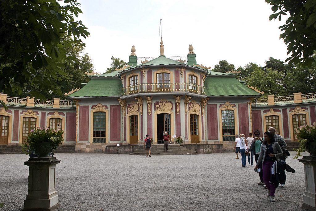Drottningholm - Chinese Pavilion