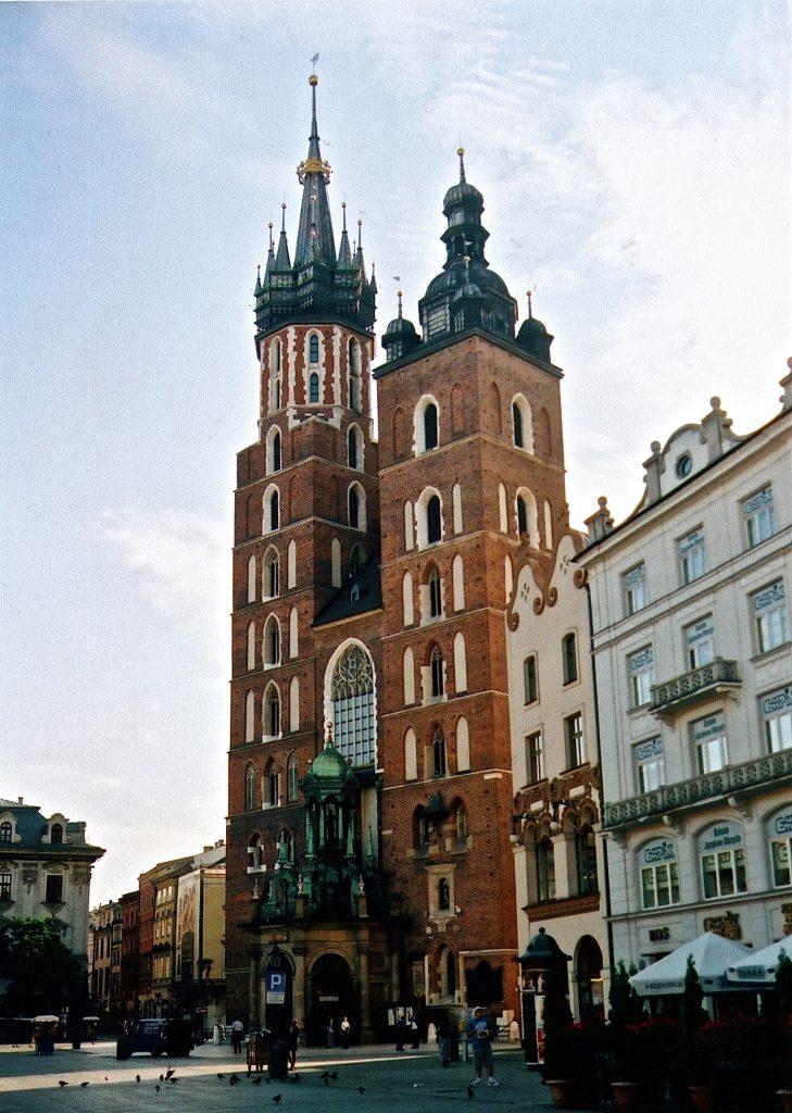 St May's Church, Krakow