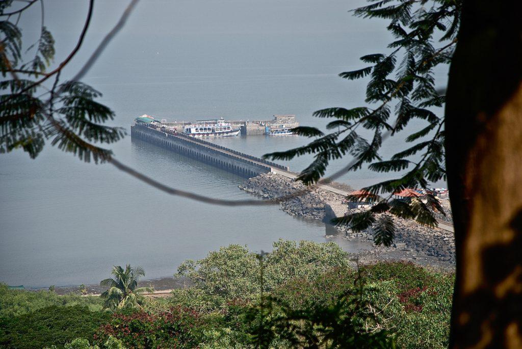 Elephanta Island Ferry Jetty