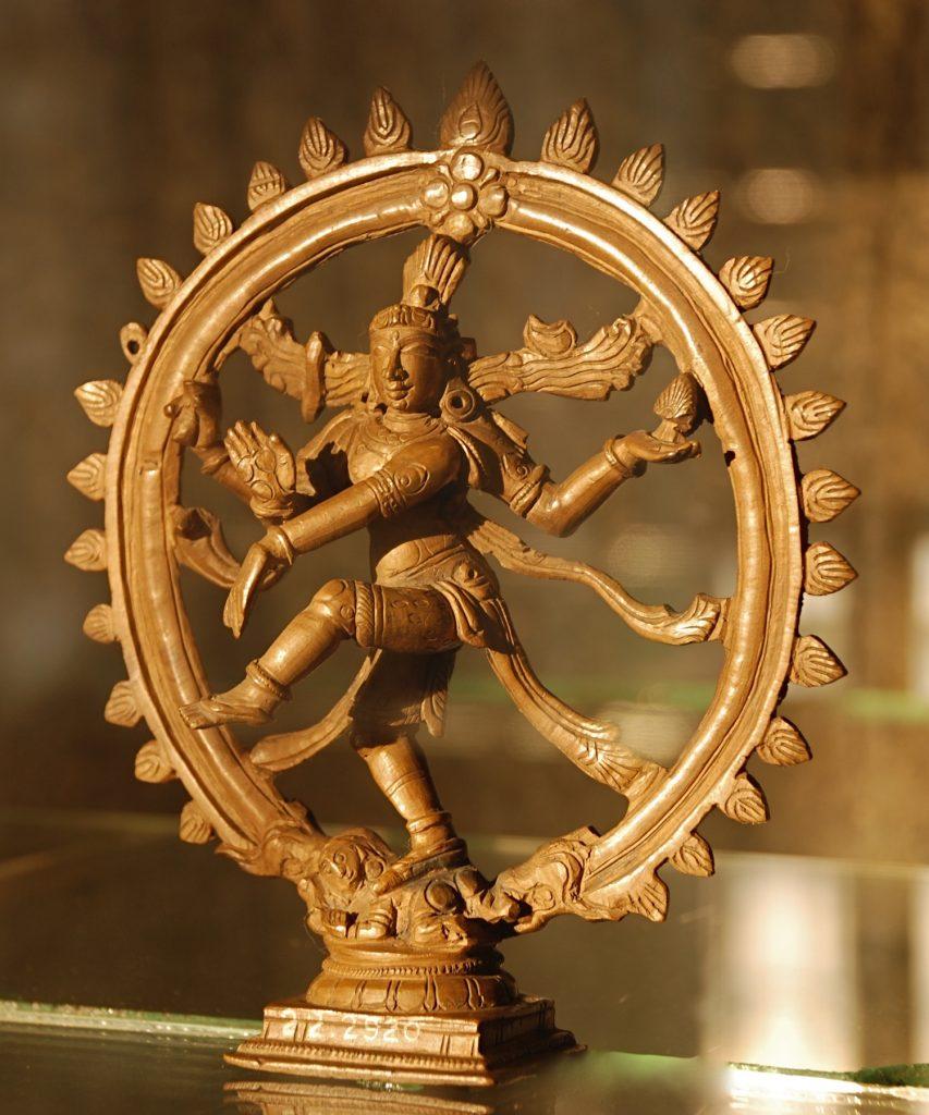 The God Shiva Dancing