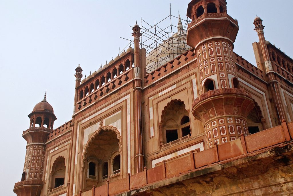 Safdar Jang's Tomb
