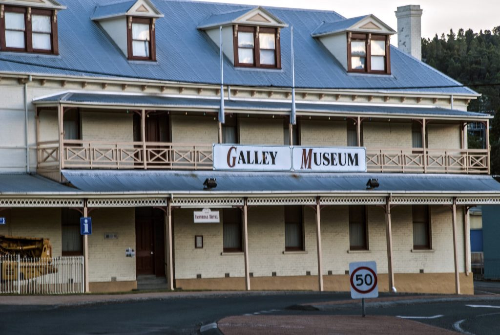 Galley Museum