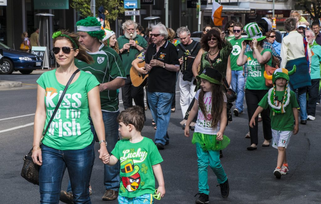 St Patrick's Day Parade 7