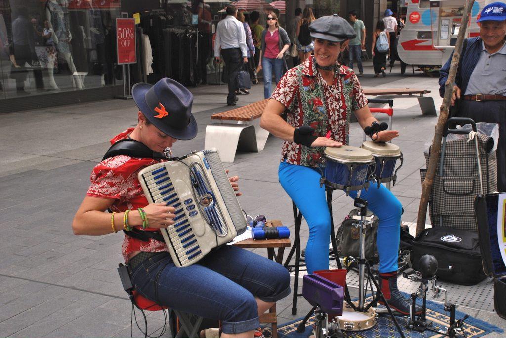 Street Muscians 1