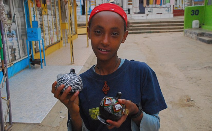 The Ethiopian HIghlands