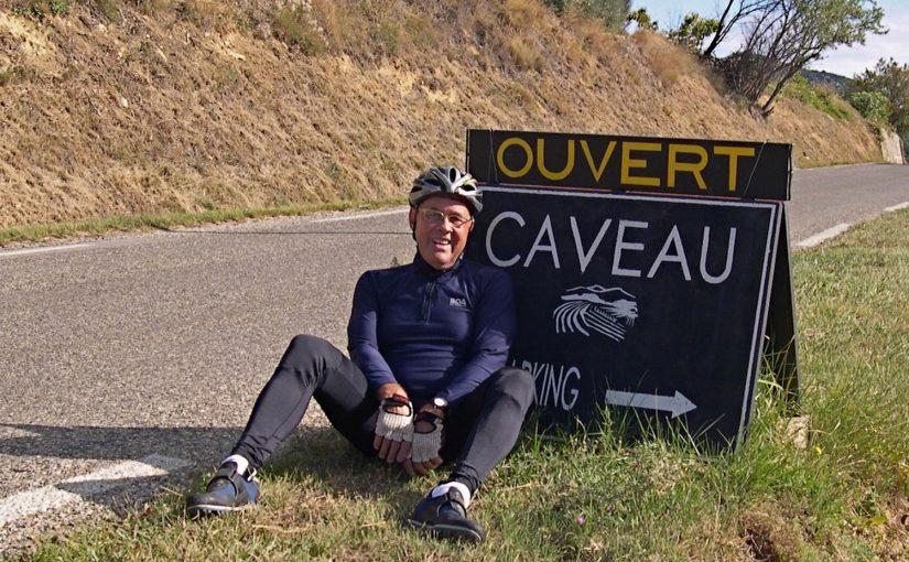 Bicycling Through Provence – Fall 2007