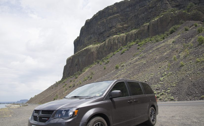 See the USA in a Dodge Van, Part 2
